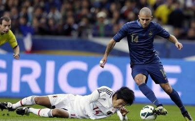France 0-1 Japan