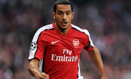 Walcott ke Arsenal