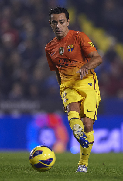 Xavi+Hernandez+Levante+UD+v+FC+Barcelona+La+CBZLbfWelAPl
