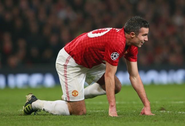 Robin+Van+Persie+Manchester+United+v+Real+95PkxwSsquKx